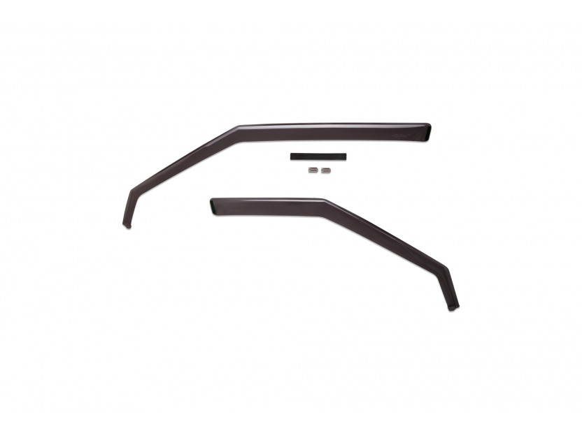 Farad Front Wind Deflectors for Hyundai Veloster 3 doors after 2011