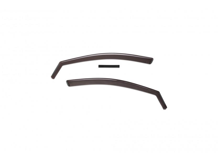 Farad Front Wind Deflectors for VW Golf VII 5 doors after 2013