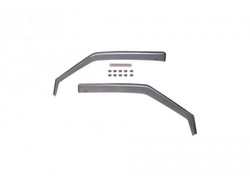 Farad Front Wind Deflectors for Seat Ibiza 3 doors 1987-1993