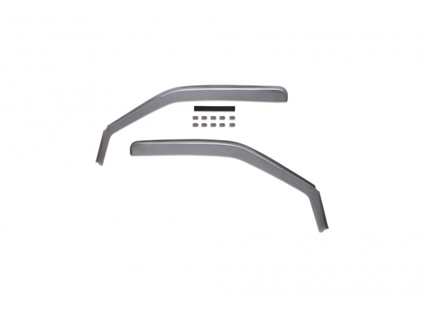 Farad Front Wind Deflectors for Ford Escort 3 doors 1990-1998
