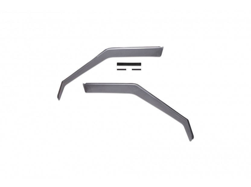 Farad Front Wind Deflectors for Honda Concerto 4 doors 1989-2003