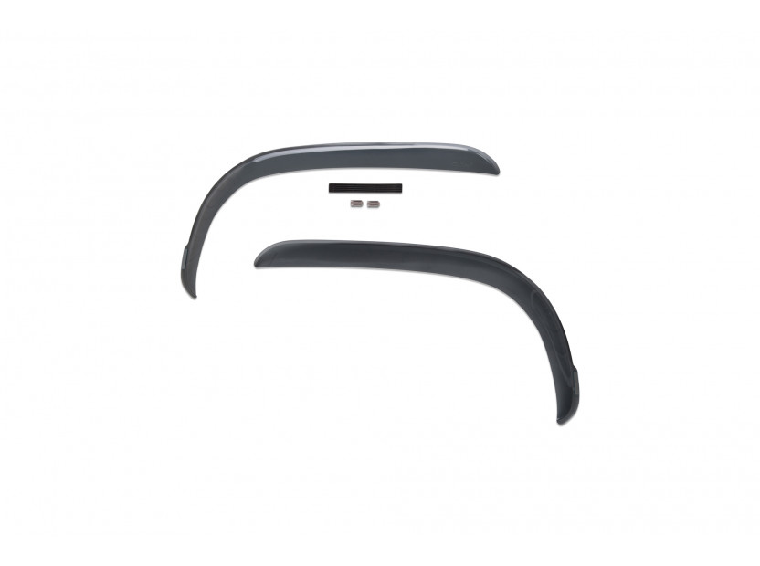 Farad Front Wind Deflectors for Nissan Cube after 2010