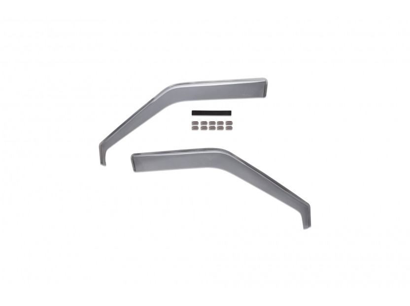 Farad Front Wind Deflectors for Subaru Justy 5 doors 1989-2002