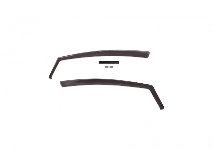 Farad Front Wind Deflectors for Toyota Prius after 2009