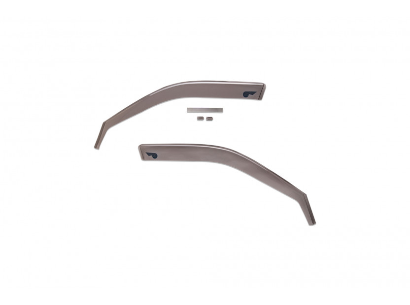 Farad Front Wind Deflectors for Toyota Camry 1992-1997
