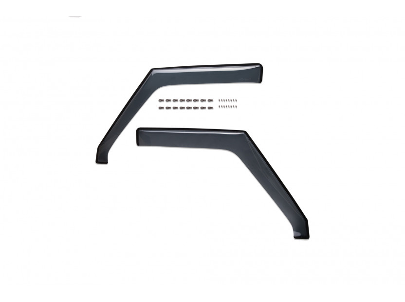 Farad Front Wind Deflectors for Toyota Landcruiser 2 doors 1988-1996/Toyota Landcruiser LJ73 2 doors 1988-1996