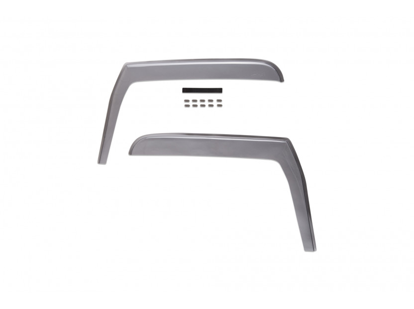 Farad Front Wind Deflectors for Jeep Wrangler 2 doors 1998-2007