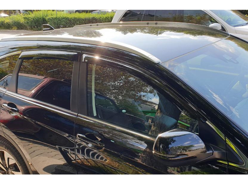 EGR 4 pieces Wind Deflectors Kit for Honda CR-v after 2012 7
