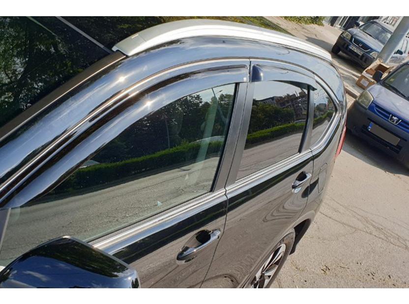 EGR 4 pieces Wind Deflectors Kit for Honda CR-v after 2012 6