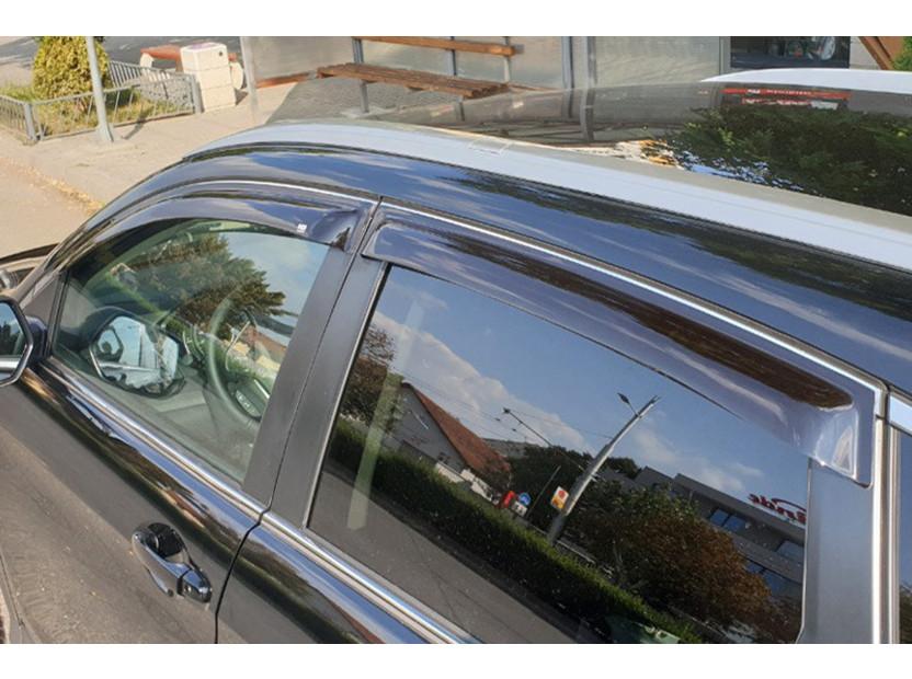 EGR 4 pieces Wind Deflectors Kit for Honda CR-v after 2012 4