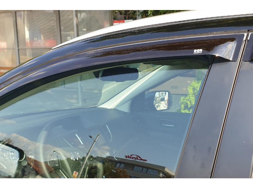 EGR 4 pieces Wind Deflectors Kit for Honda CR-v after 2012 5