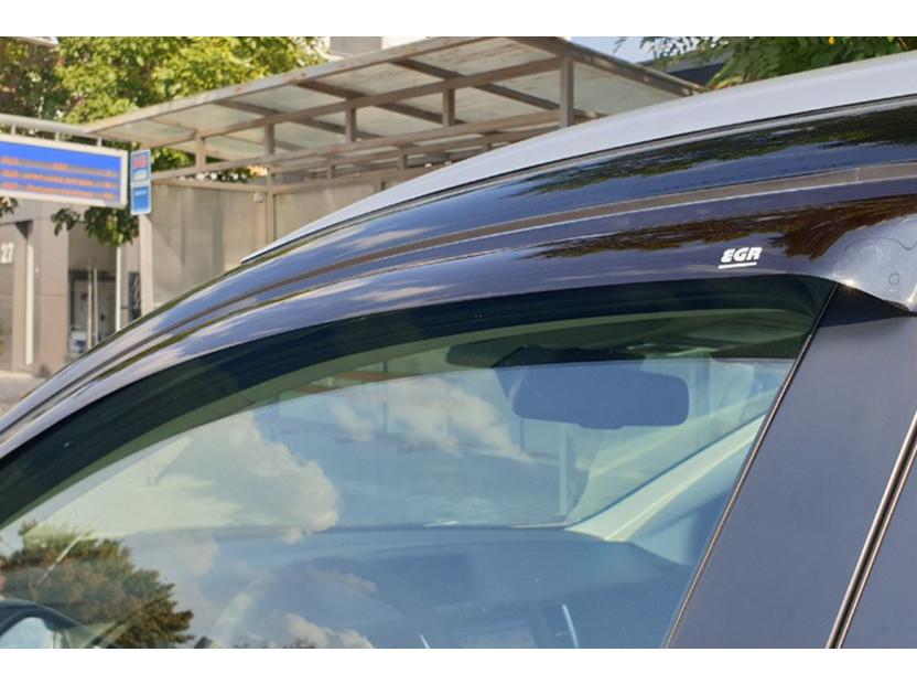 EGR 4 pieces Wind Deflectors Kit for Honda CR-v after 2012 8