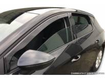 Heko Front Wind Deflectors for Nissan Navara 4 doors after 2014 year
