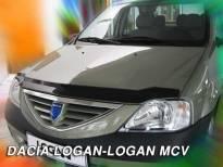 Дефлектор за преден капак за Dacia Logan 4 врати/Logan MCV 5 рати 2004-2012