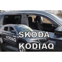 Комплект ветробрани HEKO за Skoda Kodiaq 5 врати след 2016 година