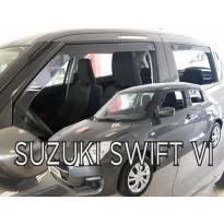 Комплект ветробрани HEKO за Suzuki Swift 5 врати след 2017 година