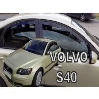 Комплект ветробрани HEKO за Volvo S40 4 врати седан 2004-2012