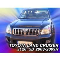 Дефлектор за преден капак за Toyota Land Cruiser J120 2003-2008