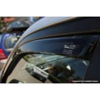 Heko 4 pieces Wind Deflectors Kit for Audi A4 sedan 2009-2015