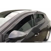 Heko 4 pieces Wind Deflectors Kit for Mazda 2 5 doors after 2014 year