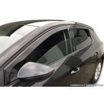 Heko 4 pieces Wind Deflectors Kit for Nissan Almera Tino 5 doors 2000-2006