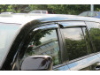 EGR 4 pieces Wind Deflectors Kit for Toyota Land Cruiser 200 after 2007 4