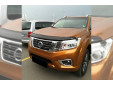 Bug Deflector for Nissan Navara D23 after 2016 4