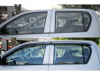 EGR 4 pieces Wind Deflectors Kit for Toyota Hilux double cab after 2016 4