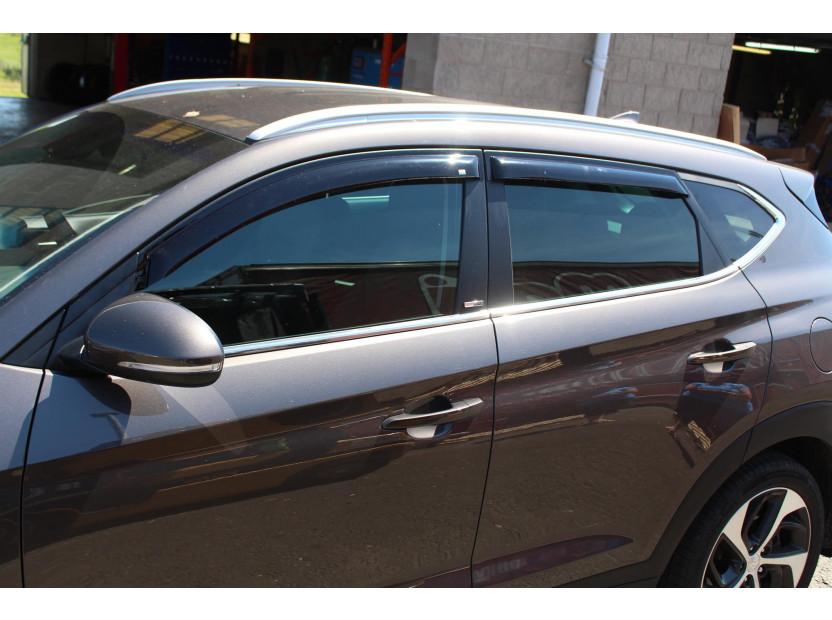 Комплект ветробрани EGR за Hyundai Tucson след 2015 година 9