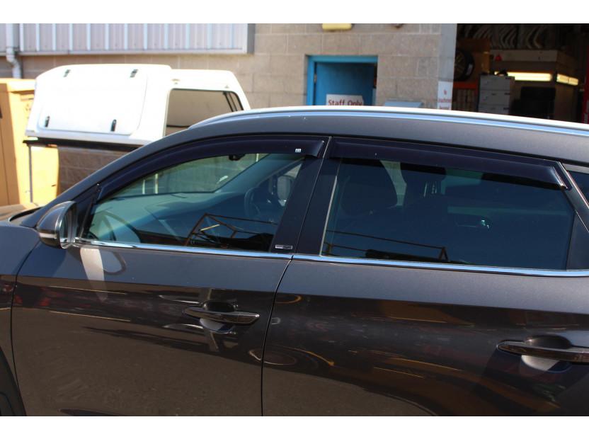 Комплект ветробрани EGR за Hyundai Tucson след 2015 година 8