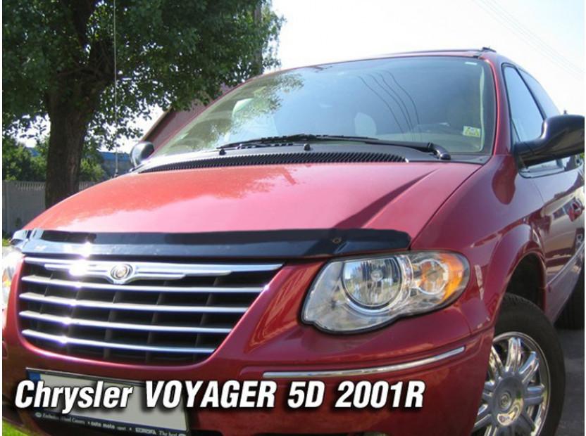Дефлектор за преден капак за Chrysler Voyager след 2000 година
