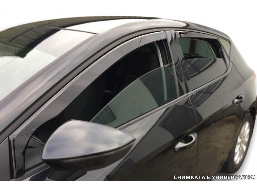 Комплект ветробрани Heko за Hyundai Pony 5 врати до 1994 година 4 броя