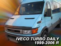 Дефлектор за преден капак за Iveco Daily 35C, 35S, 50C, 60C, 65C 1999-2006