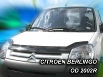 Дефлектор за преден капак за Citroen Berlingo/Peugeot Partner след 2002 година