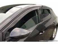 Комплект ветробрани Heko за Nissan Navara/Pick Up D40 4 врати 2005-2014 година 4 броя
