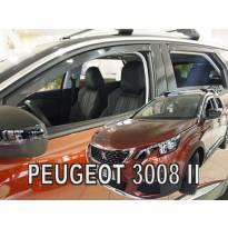 Комплект ветробрани HEKO за Peugeot 3008 5 врати след 2017 година