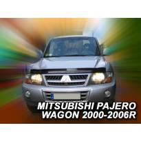 Дефлектор за преден капак за Mitsubishi Pajera Wagon след 2000 година