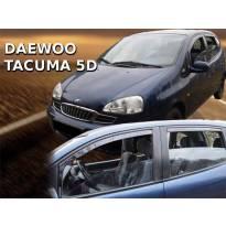 Комплект ветробрани Heko за Daewoo Tacuma, Chevrolet Rezzo 5 врати 2000-2011 4 броя