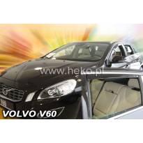 Комплект ветробрани Heko за Volvo V60 5 врати след 2010 година
